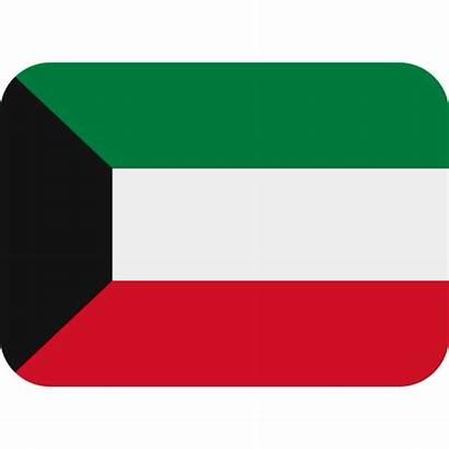 Kuwait Emoji Flag Bendera Clipart Flags Excite