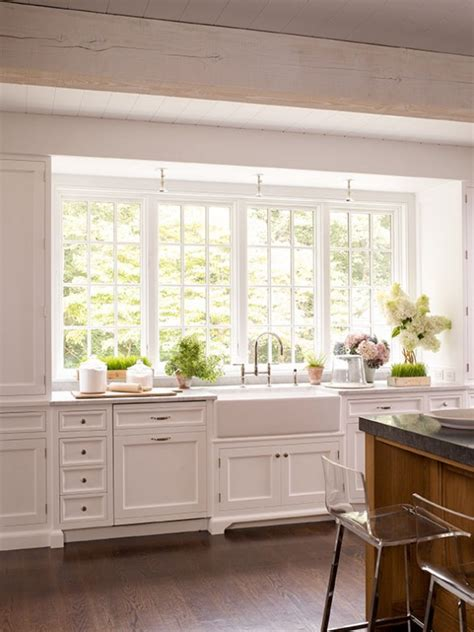 window above kitchen sink trend alert 5 kitchen trends to consider