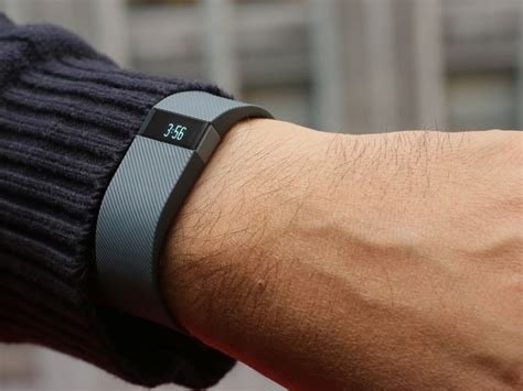 fitbit charge review cnet
