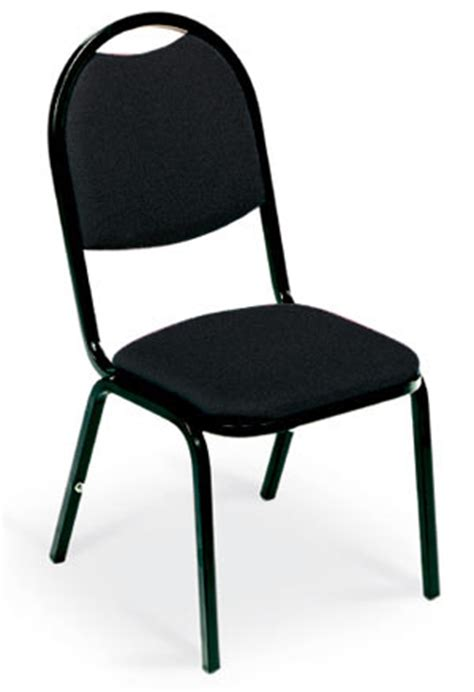 virco vinyl padded stack chair with back and dome