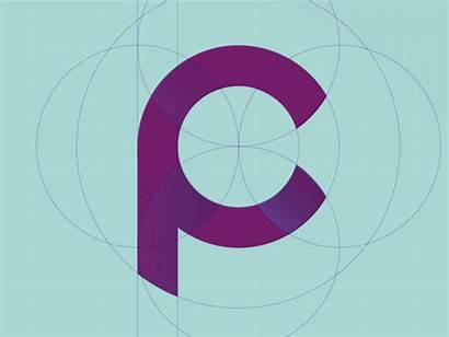 Pc Animated Logos Dribbble Howard Letters Letter