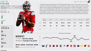 2021 Nfl Mock Draft  Trevor Lawrence Heads To The Jets At