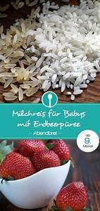 Baby Abendbrei Rezepte : milchreis f r babys abendbrei rezept ab dem 9 monat baby pinterest ~ Yasmunasinghe.com Haus und Dekorationen
