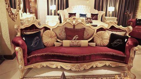 gusto furniture dubais  luxury furniture youtube