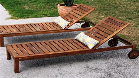 wooden lounge furniture related  wooden chaise lounge