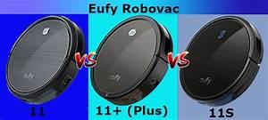 Eufy Robovac 11 Vs 11  Vs 11 S