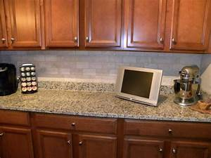 backsplash ideas for granite countertops window treatment With best brand of paint for kitchen cabinets with cheap glass candle holder