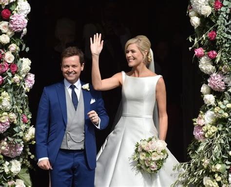 Declan Donnelly and Ali Astall's gorgeous wedding - A Look ...