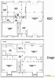plan de maison individuelle mc immo With plan d une maison individuelle