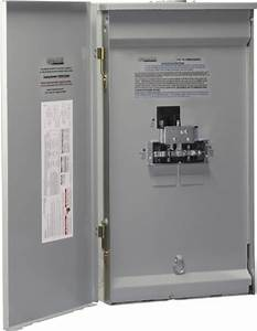 Reliance Controls Corporation Twb2006dr Outdoor Transfer