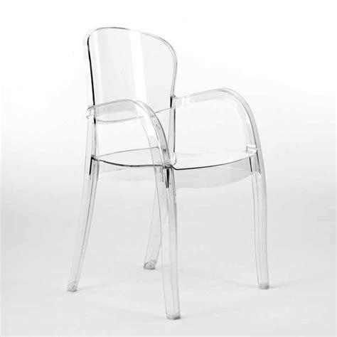sedie in policarbonato trasparente sedia trasparente per cucina bar in policarbonato joker