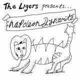 Dynamite Napoleon Drawing Unicorn Getdrawings Liger Drawings sketch template