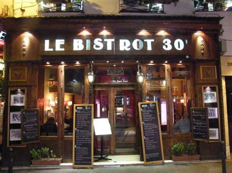 le bon coin cuisines le bistro 30 odéon michel restaurant