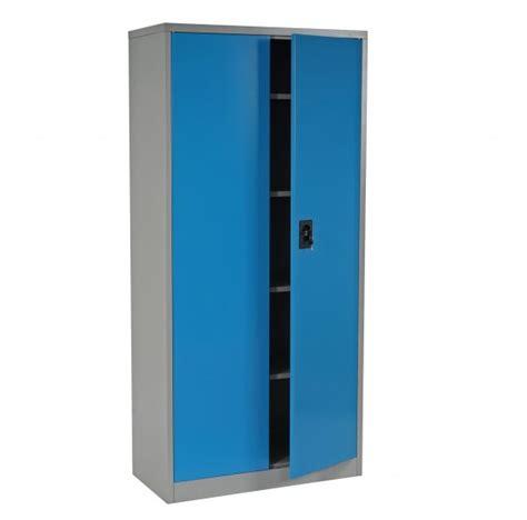 armoire metallique de bureau armoires et bahus cabinet boston t130 meuble de bureau