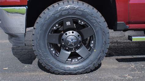chevrolet silverado   xd series wheels