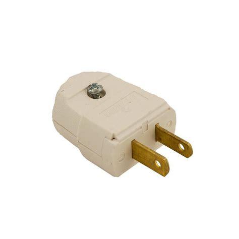 Leviton Amp Volt Pole Wire Polarized Plug