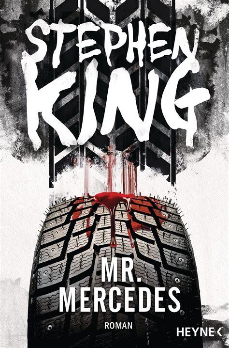 stephen king  mercedes heyne verlag paperback