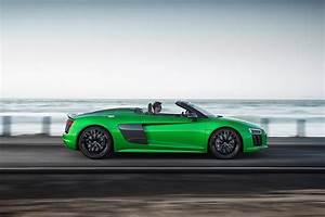 Audi R8 V10 Plus : audi r8 v10 spyder plus specs 2017 2018 autoevolution ~ Melissatoandfro.com Idées de Décoration