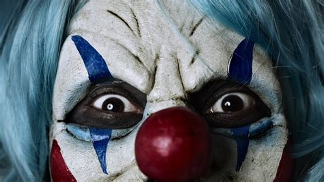 woman claims clowns beat   cops  shes  real bozo