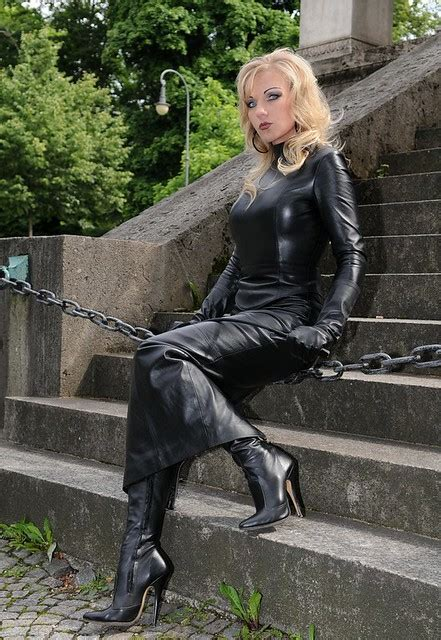 leather beauty   gallery  flickr