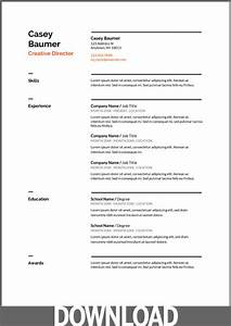 download 12 free microsoft office docx resume and cv templates With cv format doc file free download