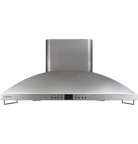 monogram  high performance island hood zvsfss ge appliances