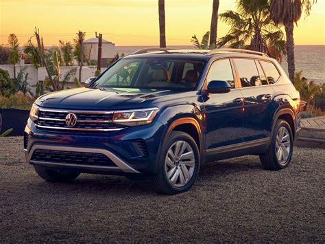 2021 Volkswagen Atlas MPG, Price, Reviews & Photos ...