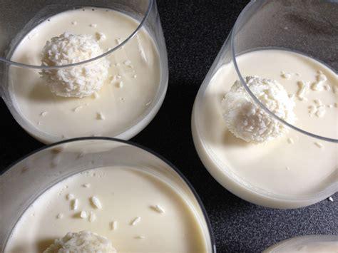 panna cotta 224 la noix de coco les gourmandises de n 233 mo