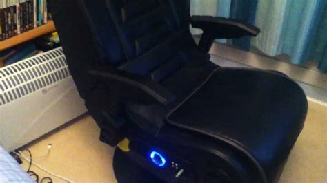 V Rocker Gaming Chair Setup by X Rocker Pro Series Gaming Chair Review