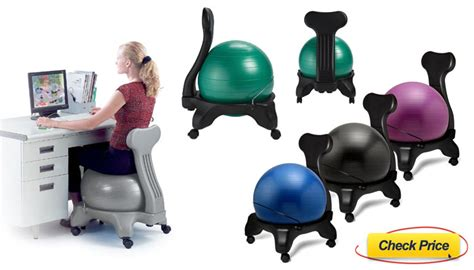 best office chair alternative for back