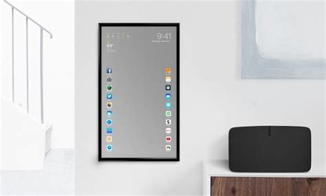 fully functional apple mirror augments  reflection  ios apps mac rumors