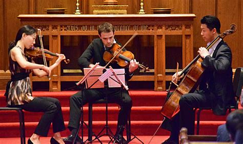 String Trio Concert « The Vw Independent