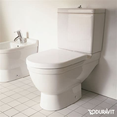 stand wc mit spülkasten abgang senkrecht duravit starck 3 stand tiefsp 252 l wc f 252 r kombination abgang senkrecht wei 223 mit wondergliss