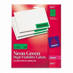 printer With dennison labels templates