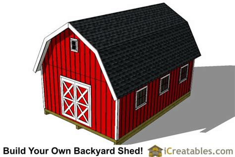 gambrel roof shed plans 12x20 12x24 gambrel shed plans 10x10 barn shed plans