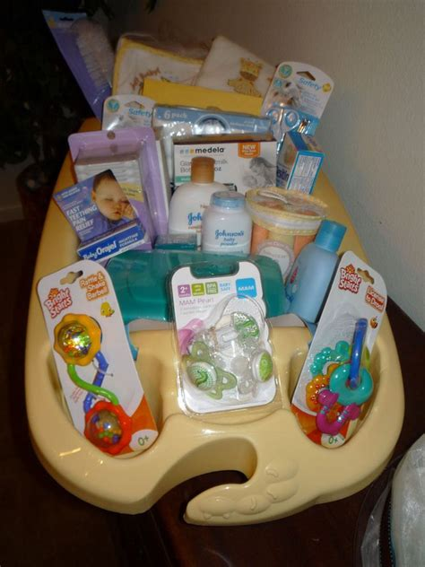 Baby Shower Gifts - baby shower gift planning designs