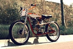 Dmb Speedster Motorised Bicycle By Wolf Creative Customs
