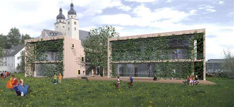 Neumann Architekten Plauen by Neubau Der Kindertagesst 228 Tte Sonnenblume Plauen