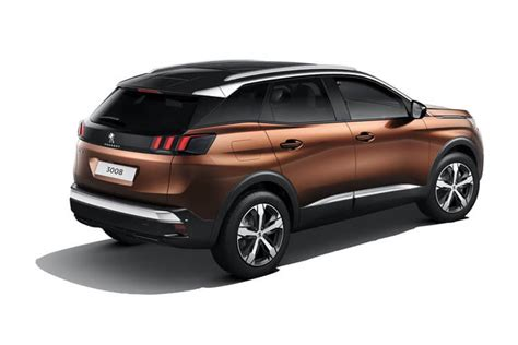 peugeot lease offers peugeot 3008 suv 1 6 bluehdi 100 active start stop leasing
