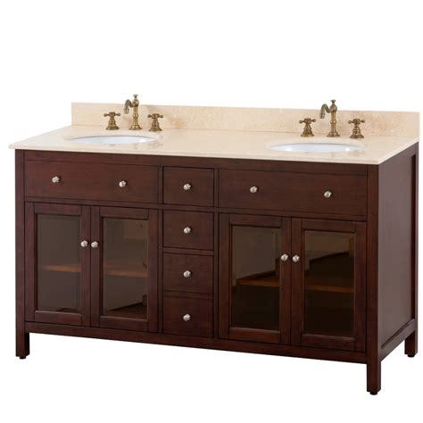 60 Inch Bathroom Vanity Top - 60 inch bathroom vanity with choice of top