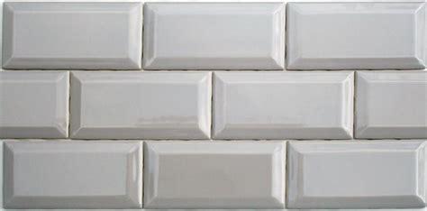 beveled subway tile lyric revival 3 x 6 beveled ceramic subway tile in bombay gray