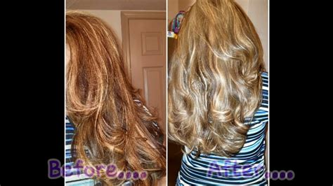 Shimmer Lights Shoo Before And After by Shimmer Lights Shoo Review