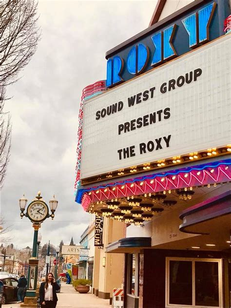 roxy theater sound west group