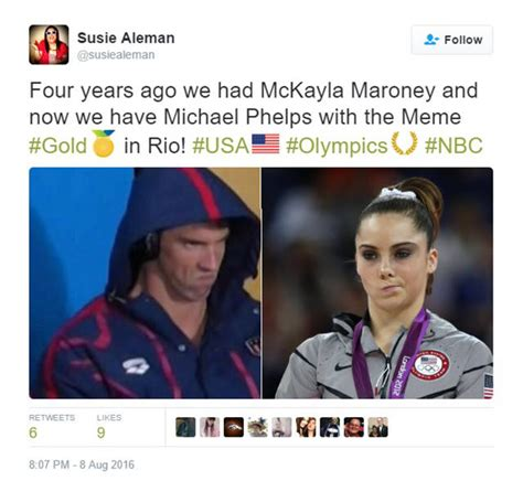Michael Phelps Meme - michael phelps game face is a perfect meme material 22 pics 1 gif izismile com