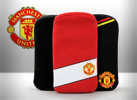 manchester united colors housse universelle manchester united color taille m