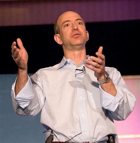 Jeff Bezos Rankings & Opinions