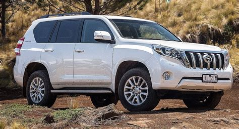 toyota land cruiser prado redesign price
