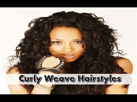 Weave Hairstyles For American by Curly Weave Hairstyles For American