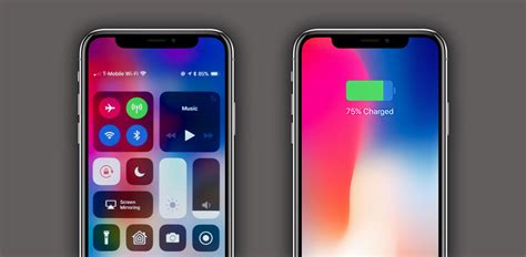iphone battery percent how to check the iphone x battery percentage drippler