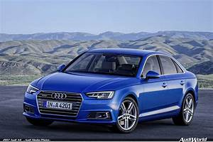 2017 Audi A4 Will Be The Only Six